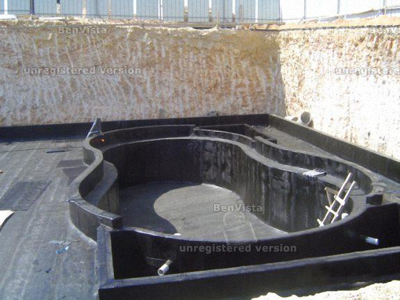 شركة عزل خزانات المياه