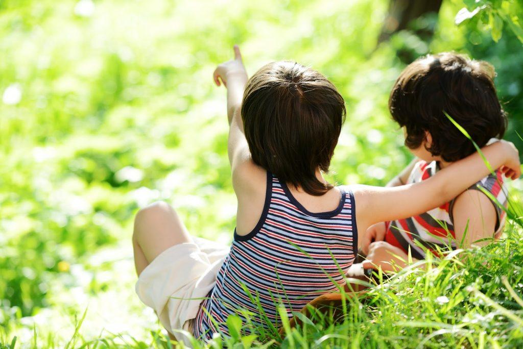 وسائل حديثة لحماية اطفالك من التلوث