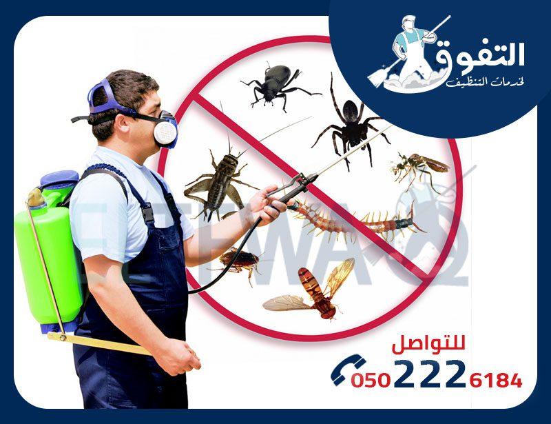 شركة مكافحة الحشرات بالسعودية